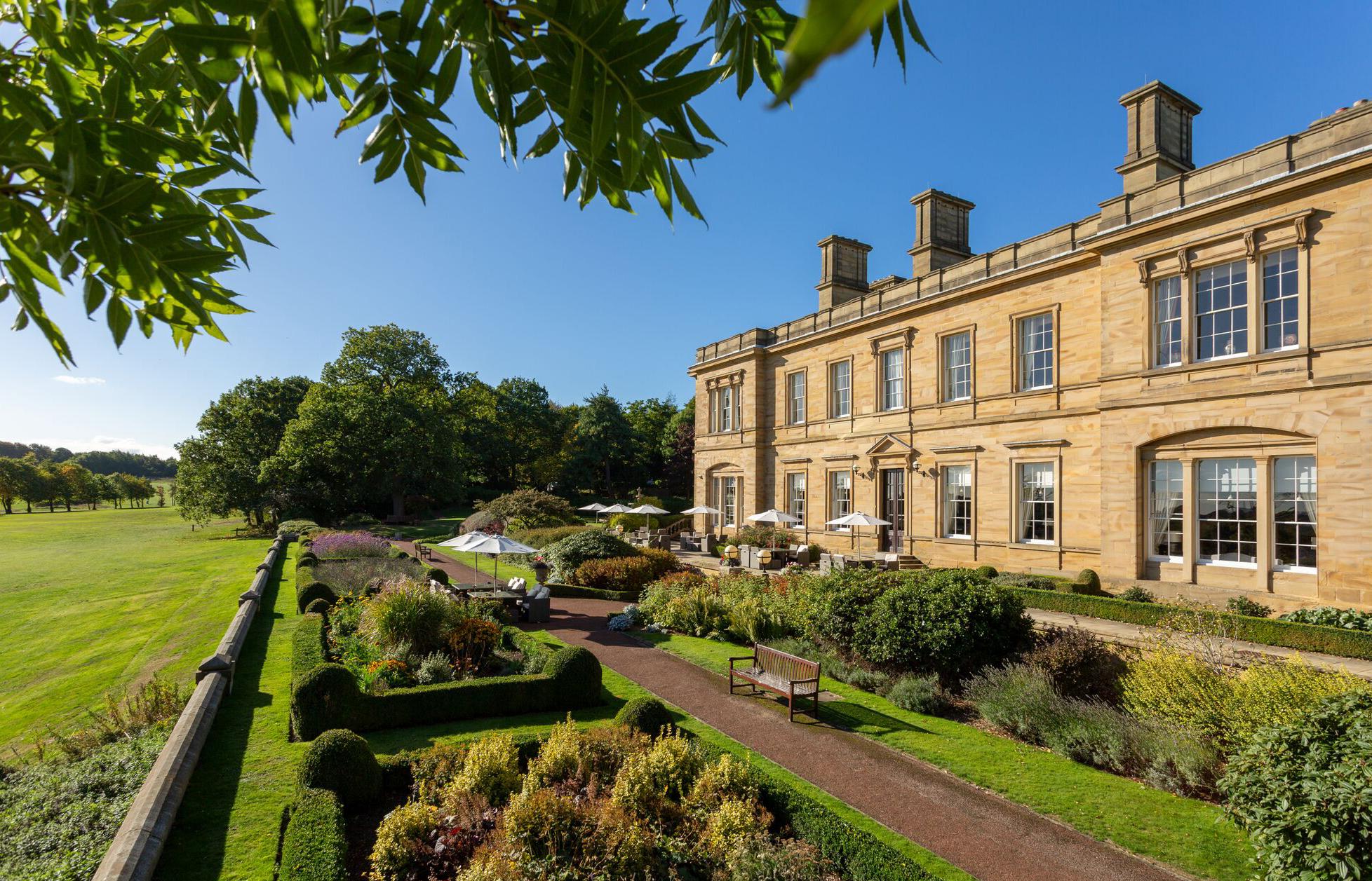 Oulton Hall 4 Star Luxury Hotel Leeds, West Yorkshire